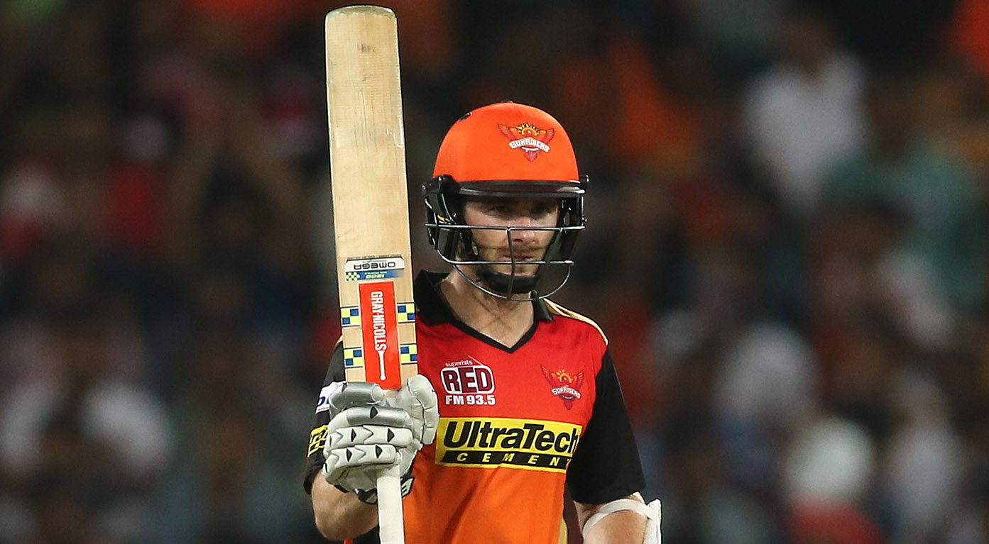 Kane williamson selected as captain of Sun raises Hyderabad