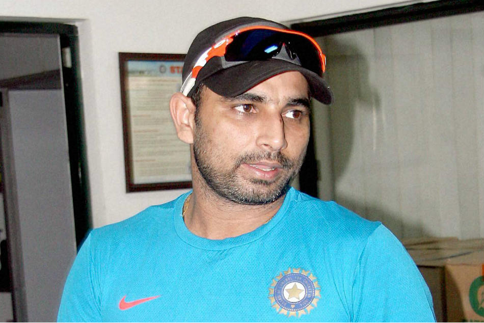 BCCI gives clean chit to Mohammed Shami, can play IPL 11 DD