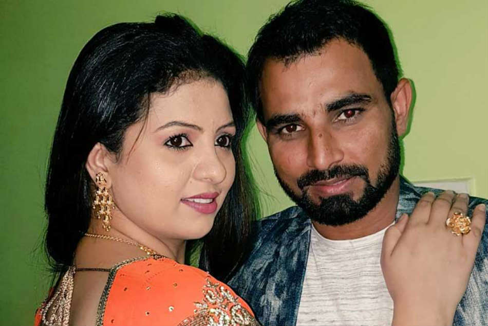 Mohammed Shami wife alleged that he has extramarital affair