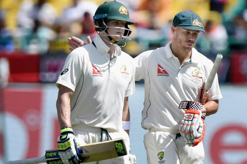 South Africa V Australia Steve Smith David Warner Stand Down