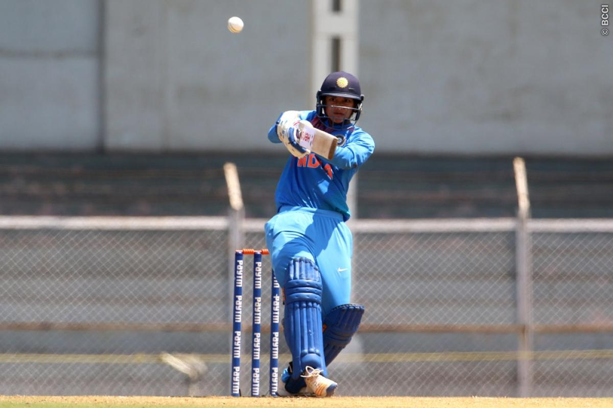 Indian women won against England by 8 wickets
