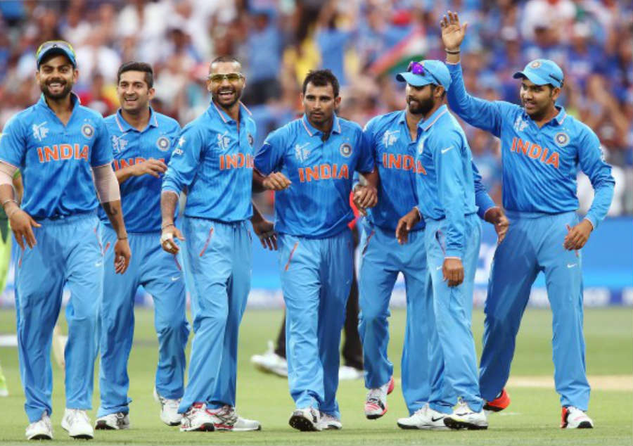 BCCI releases Indian cricket teams five year schedule