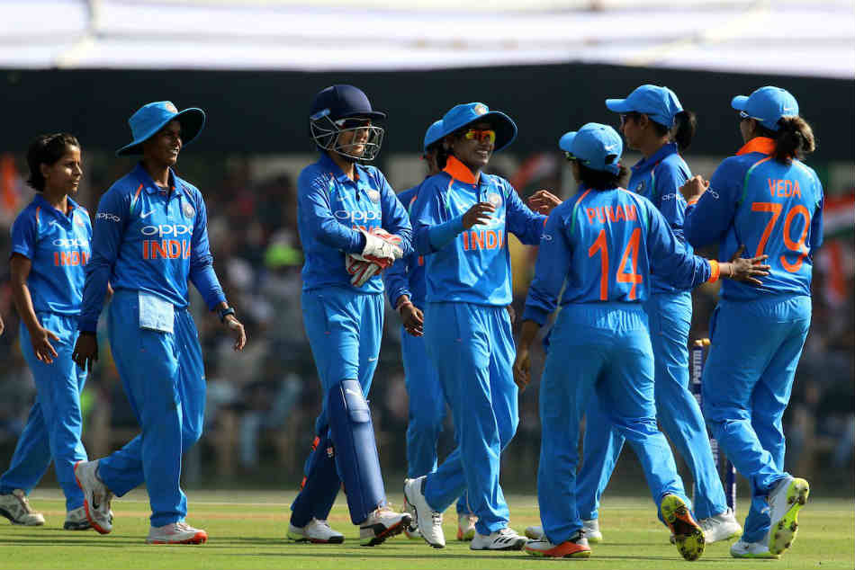 Australia sets 288 runs target for Indian women cricket team to win