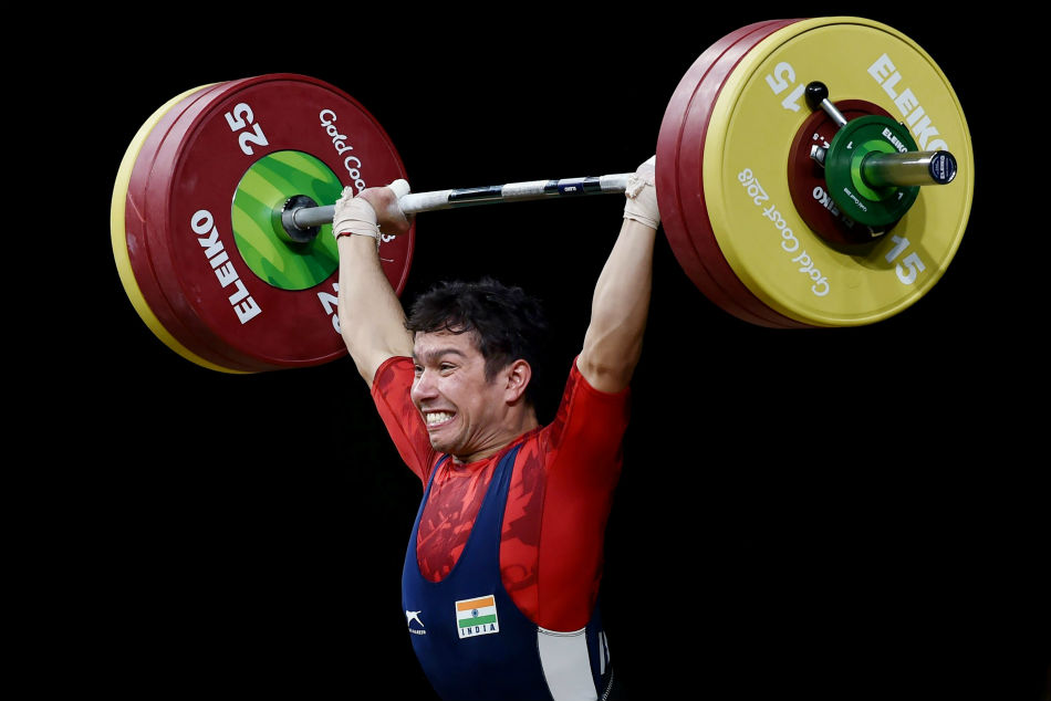 Weight lifter Deepak Lather won bronze in Commonwealth 2018