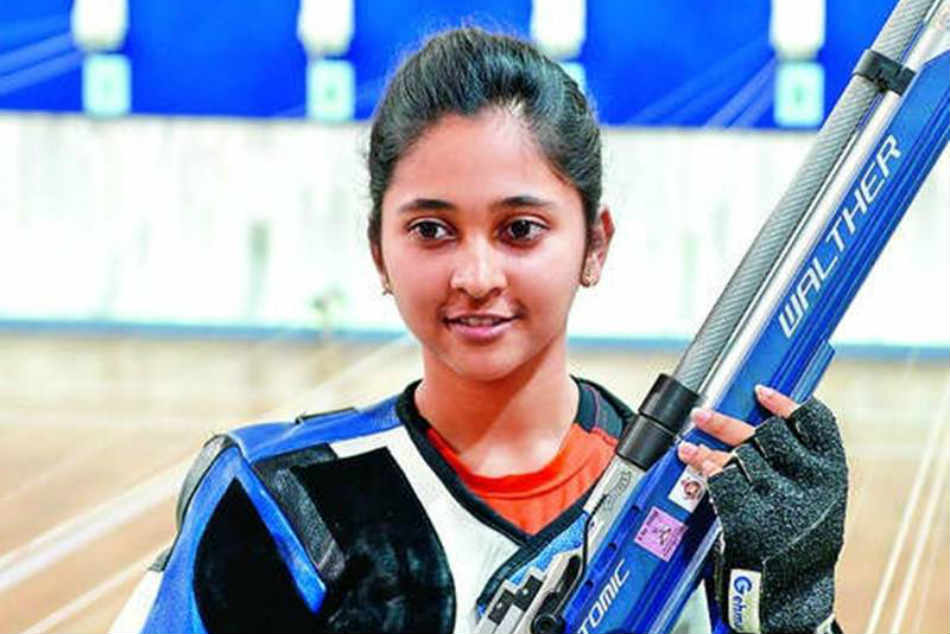 2 More Medals For India Shooting