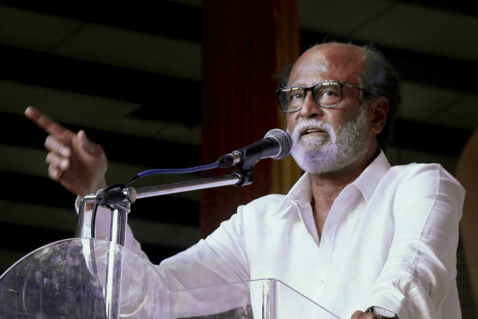 Rajinikanth on IPL : CSK and fans should wear black band