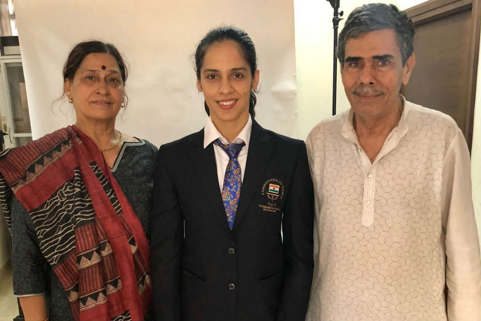 Saina Nehwal angry tweets on Commonwealth organizers