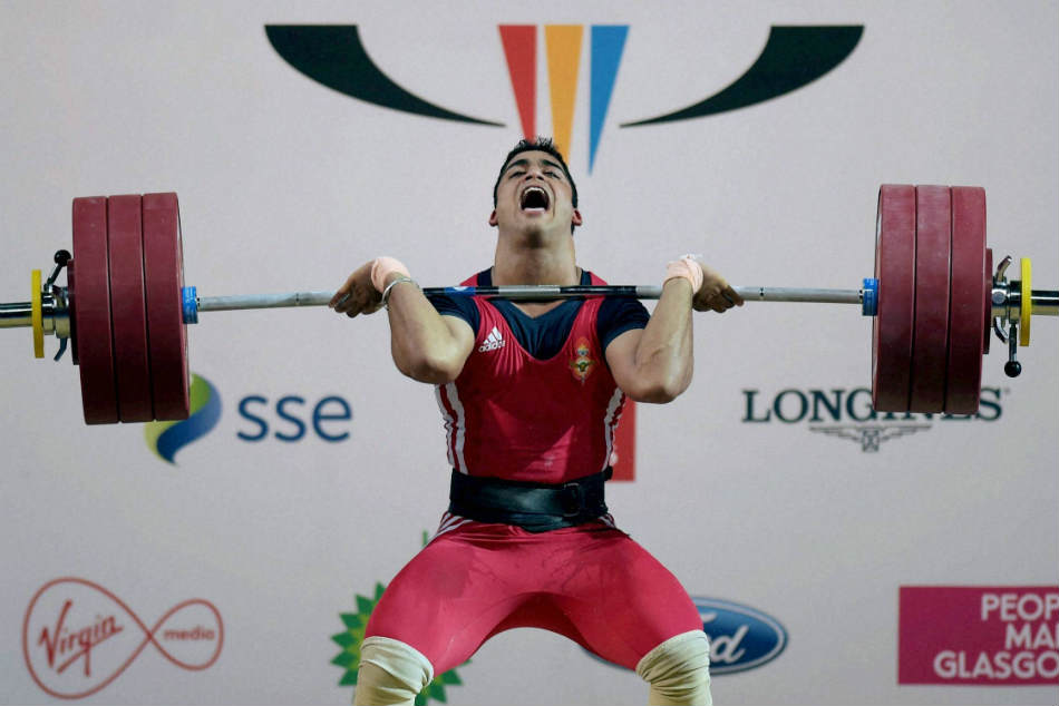 CWG 2018: Vikas Thakur wins bronze medal in 94kg weightlifting