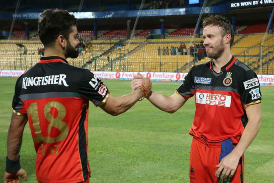 Virat Kohli Bids Farewell Brother Ab De Villiers