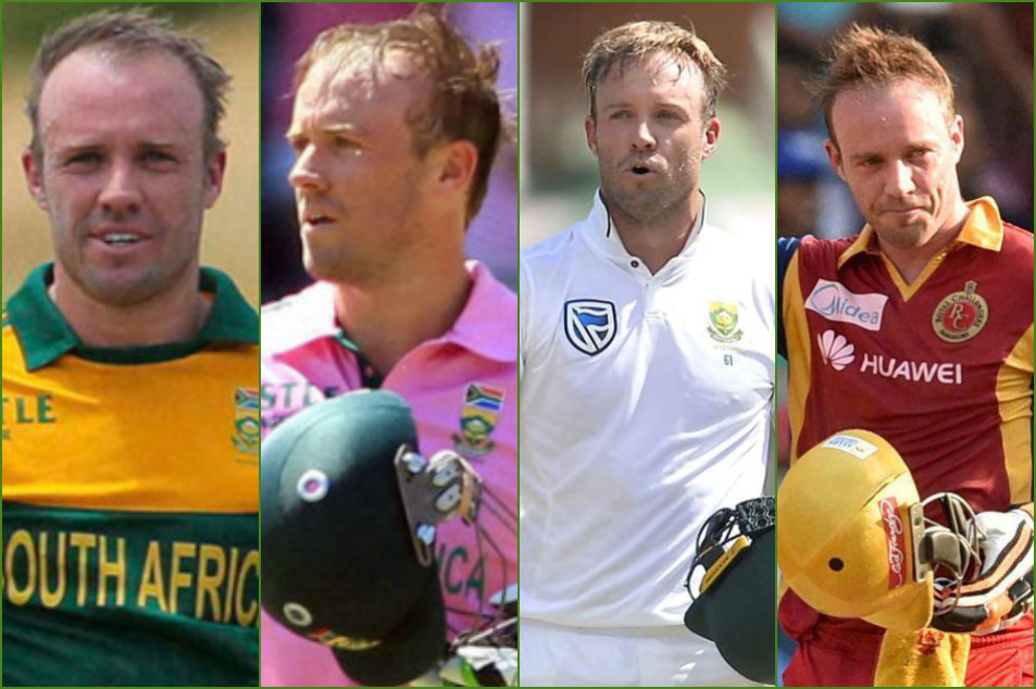 Twitter Reactions Ab De Villiers Quits International Cricket