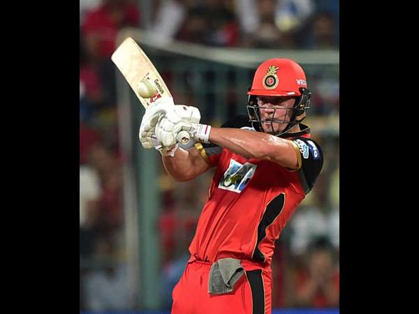 Ipl 2018 Ab De Villiers Fit For Csk Match