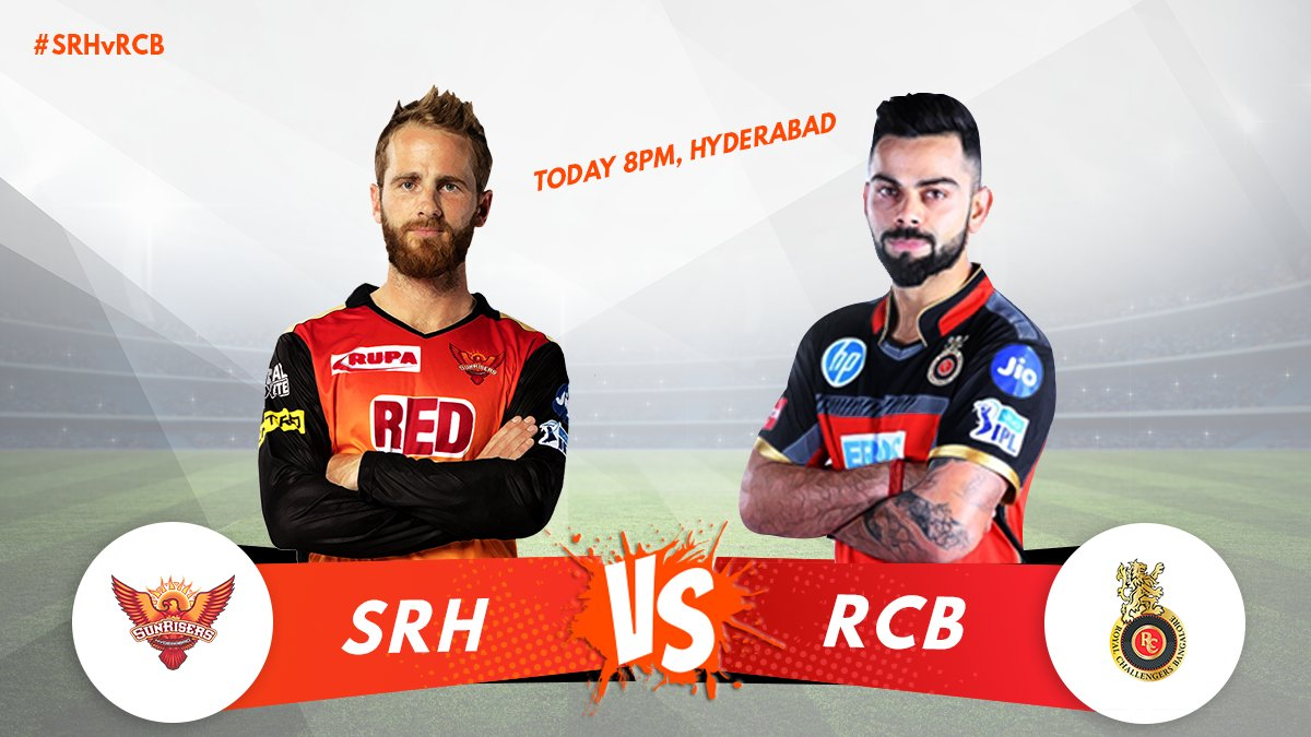 SRH vs RCB 39 Match Preview: Sunrisers look to consolidate position