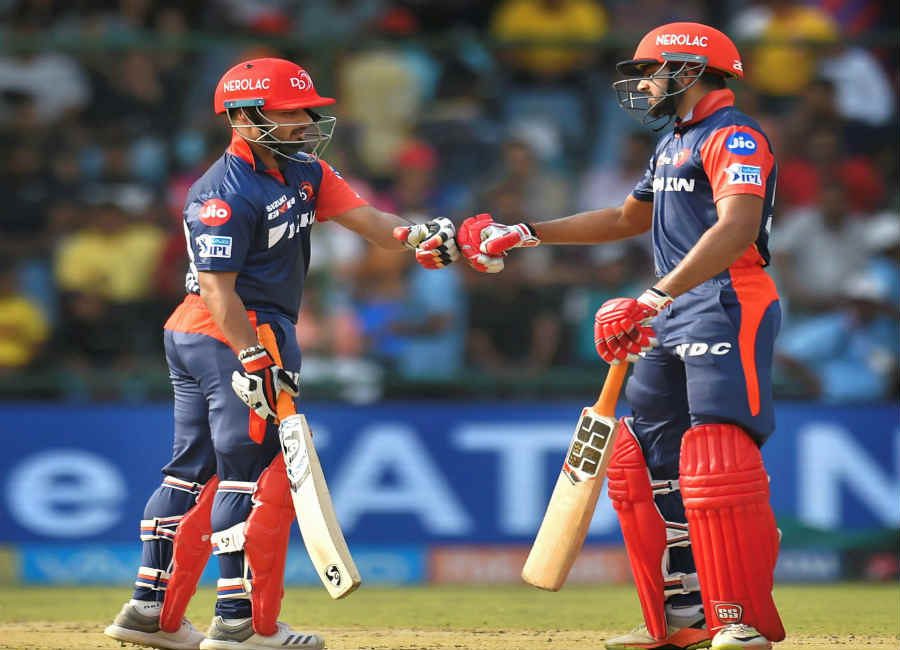 Delhi Daredevils Won 11 Runs Against Mumbai