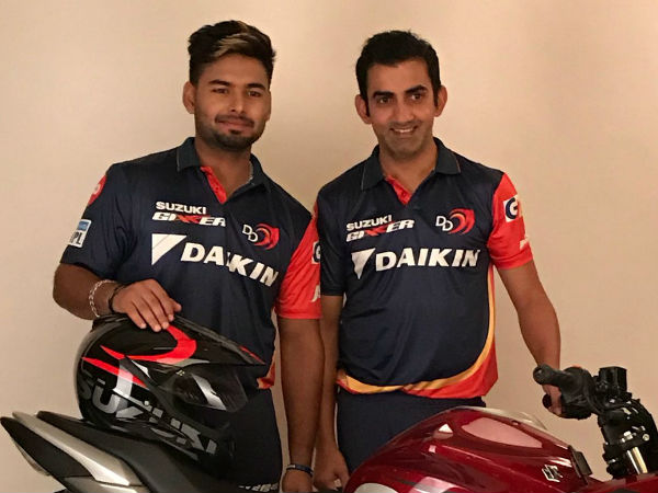 Rishabh Pant steps up to challenge Dhoni with fiery ton