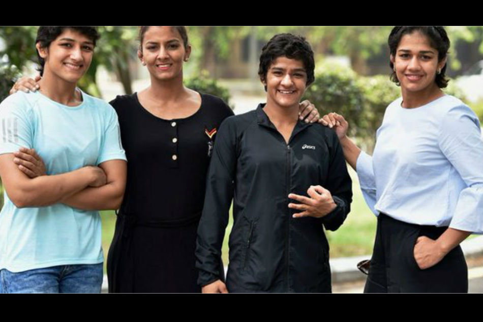 Phogat Sisters Axed From National Camp for Serious Indiscipline