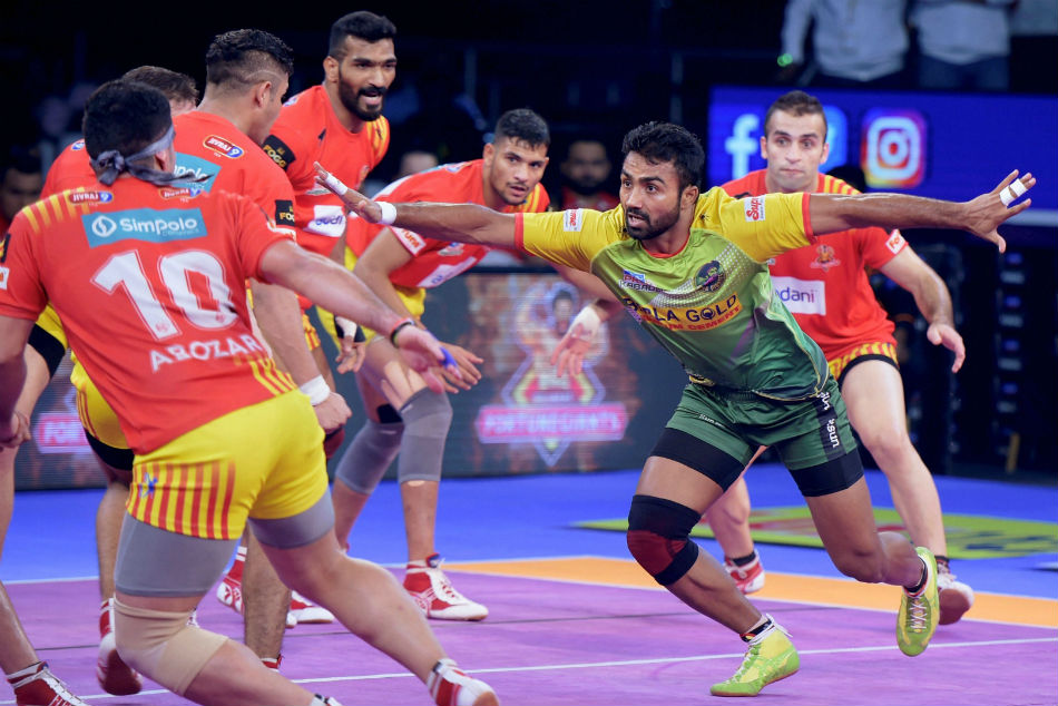 Pro Kabaddi League 2018 Auction: Full list of players sold