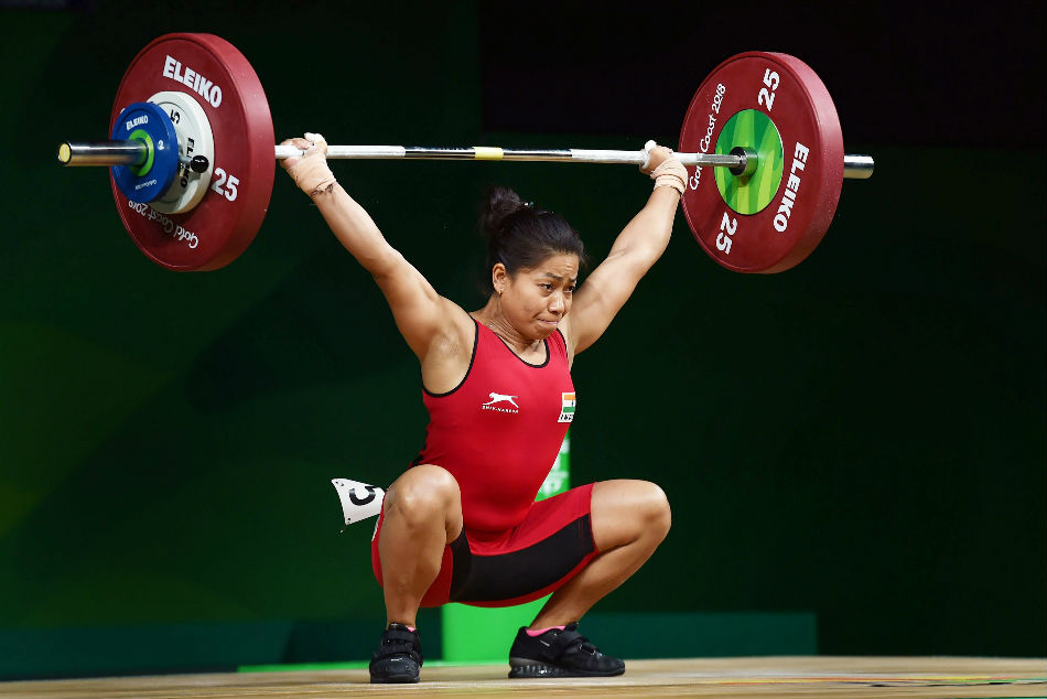 Doping Sanjita Chanu Commonwealth Games Gold Medal Tests Positive