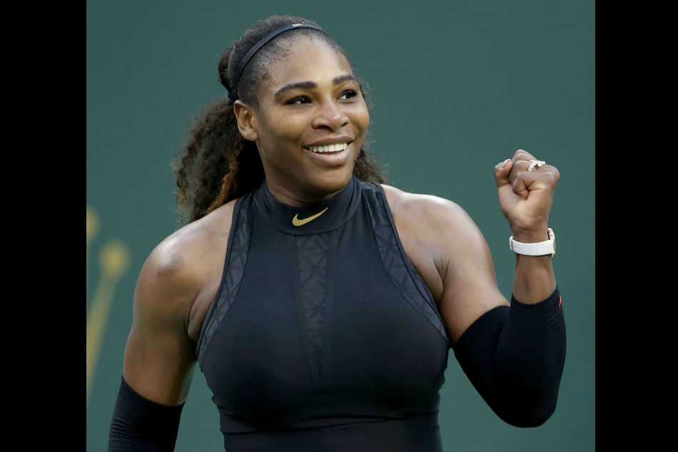 Serena will be ready to target Roland Garros victory: Coach