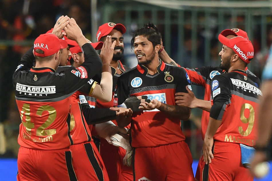 Ipl 2018 Royal Challengers Bangalore Rcb Escn Social Media Abuzz