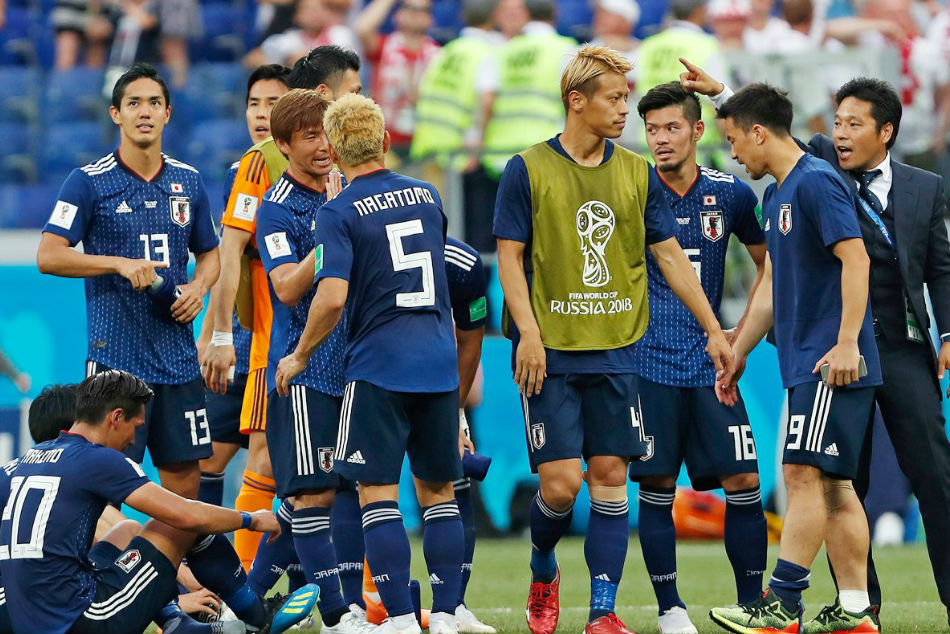 FIFA World Cup 2018: Japan survive in World Cup