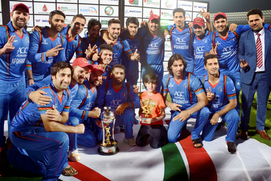afghanistan cleansweep the T20 series against bangladesh