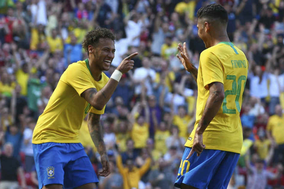 FIFA 2018 World Cup team analysis: Brazil: Selecao swagger is back