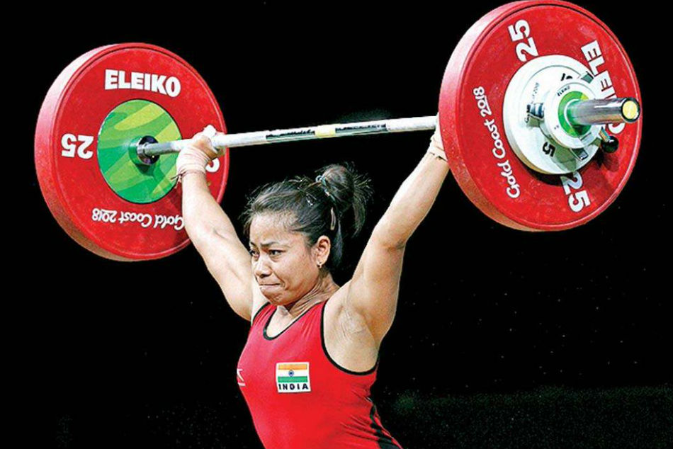 Sanjita Chanu Gold Medallist At Commonwealth Provisionally Uspended