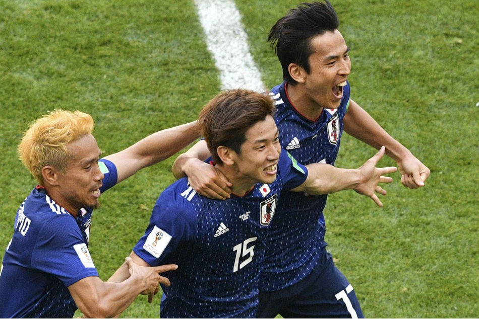 FIFA World Cup 2018: Japan beat 10-man Colombia 2-1
