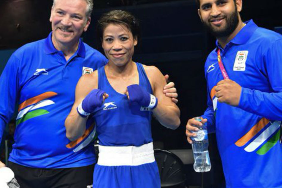 Mary Kom Pulls Out of Asian Games Squad