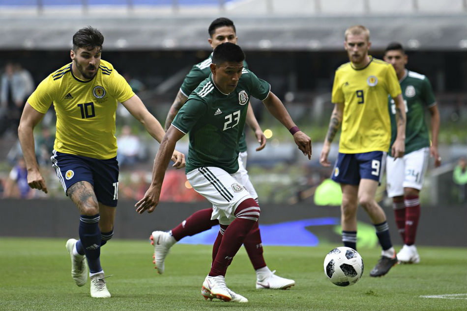 FIFA World Cup 2018 team analysis: Mexico in good form