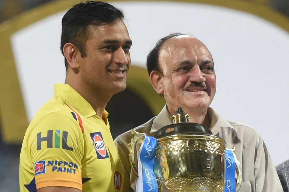 Best Xi Ipl 2018 Ms Dhoni Leads The Side