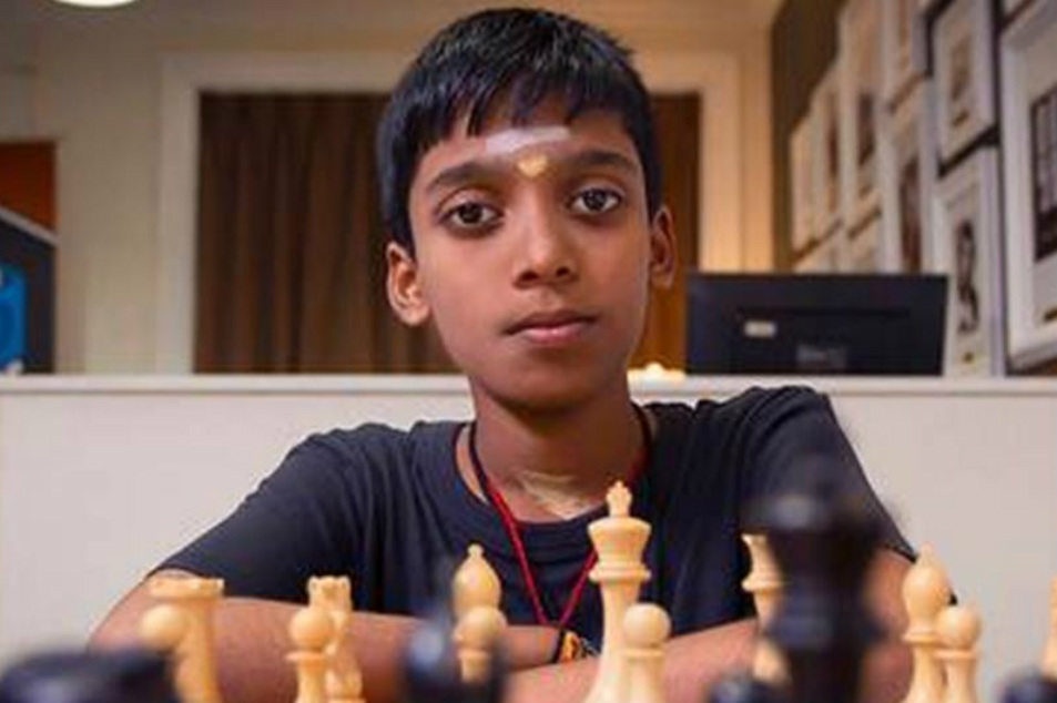Chennai's Praggnanandhaa becomes world's second youngest Grand Master
