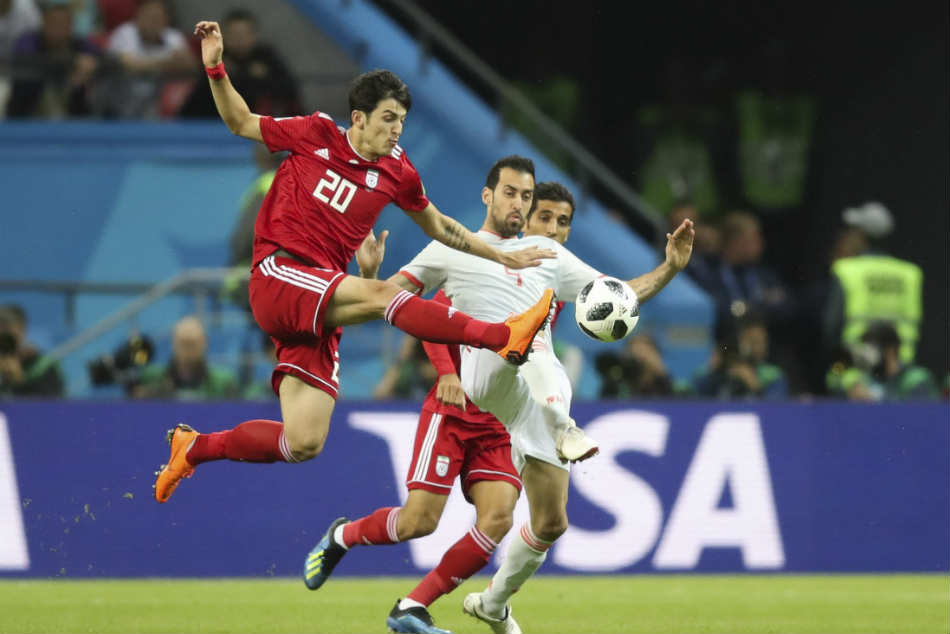 FIFA WC 2018: Irans Sardar Azmoun retires after fans abuse and mother health issues