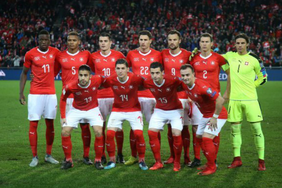 Switzerland World Cup Fixtures, Squad, Group, Guide
