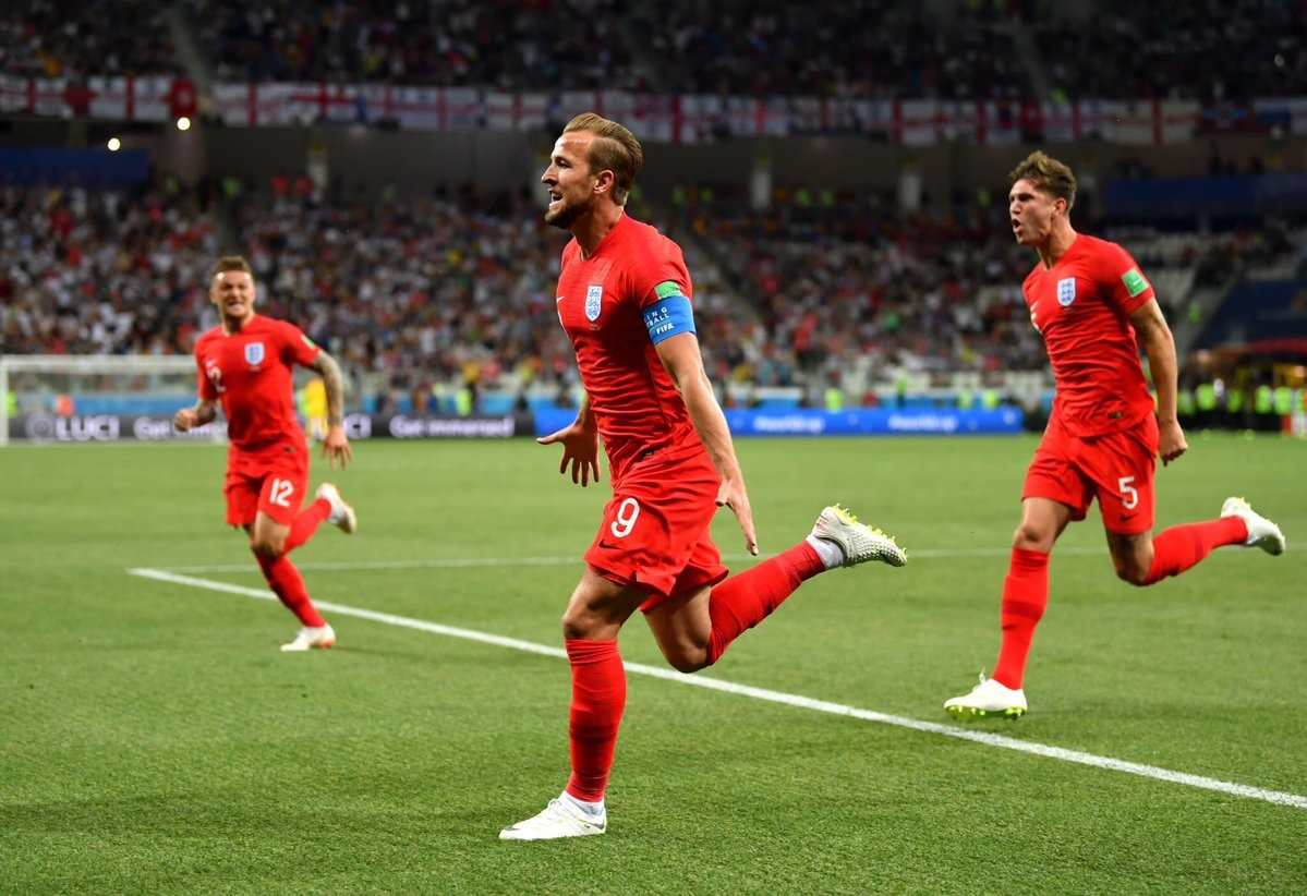 FIFA World Cup 2018: England beat Colombia 4-3