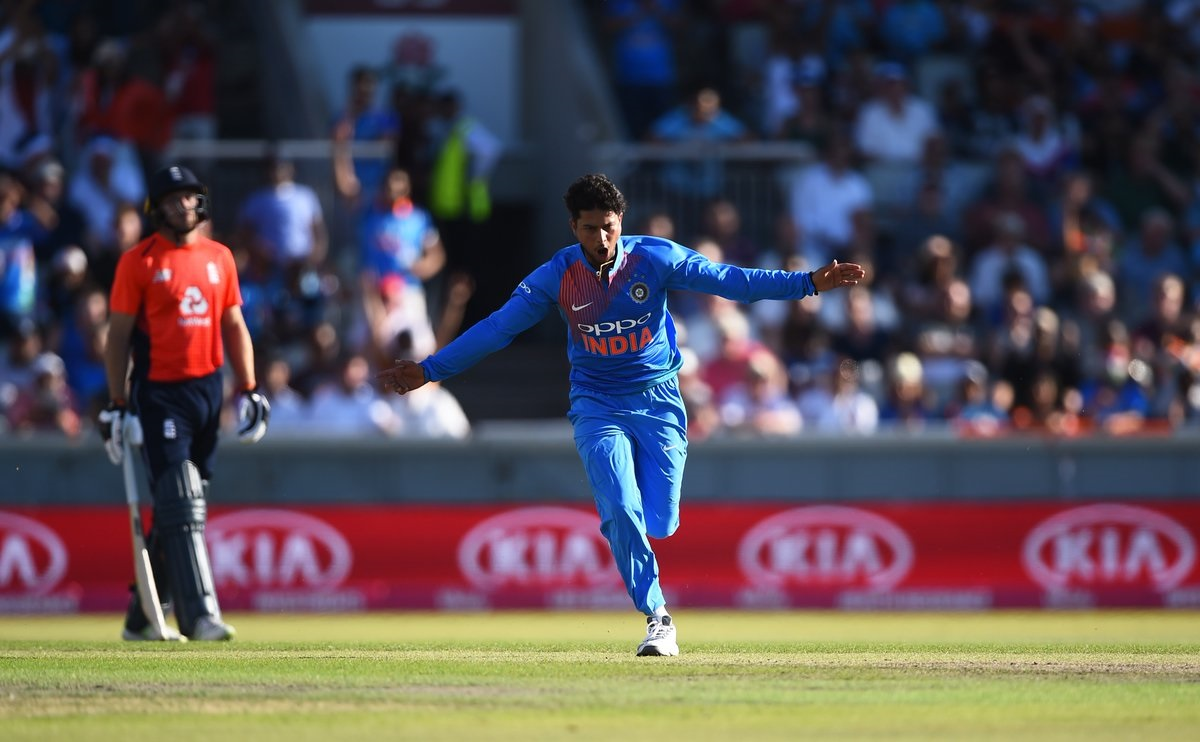 Brilliant Kuldeep Yadav Kl Rahul Give India Winning Start