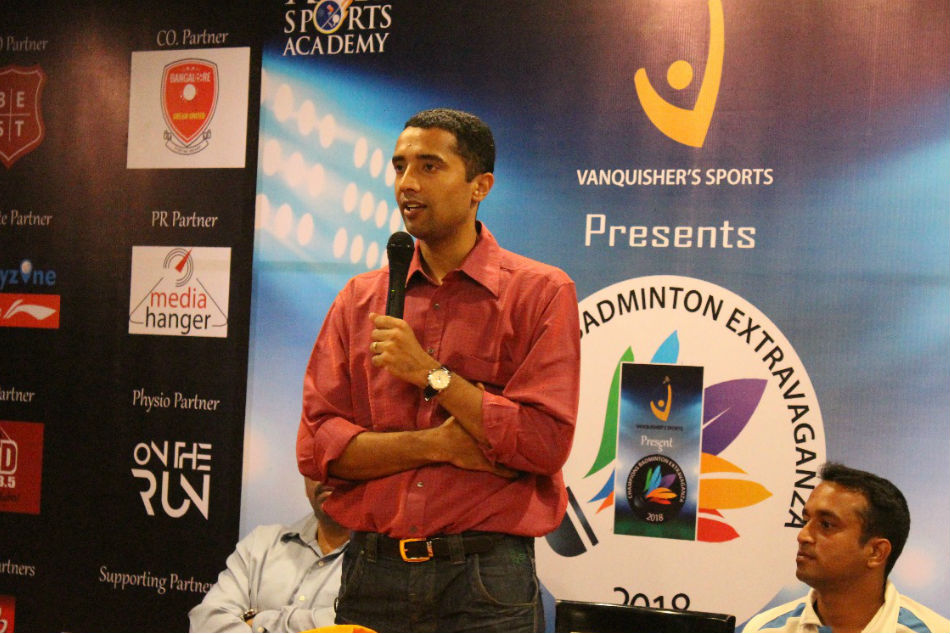 Badminton Sports should not be limited to the city: Arvind