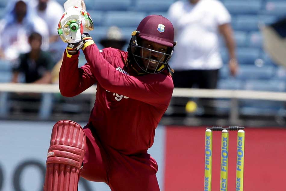 ODI most sixes in Career, Chris Gayle plunges to top 2