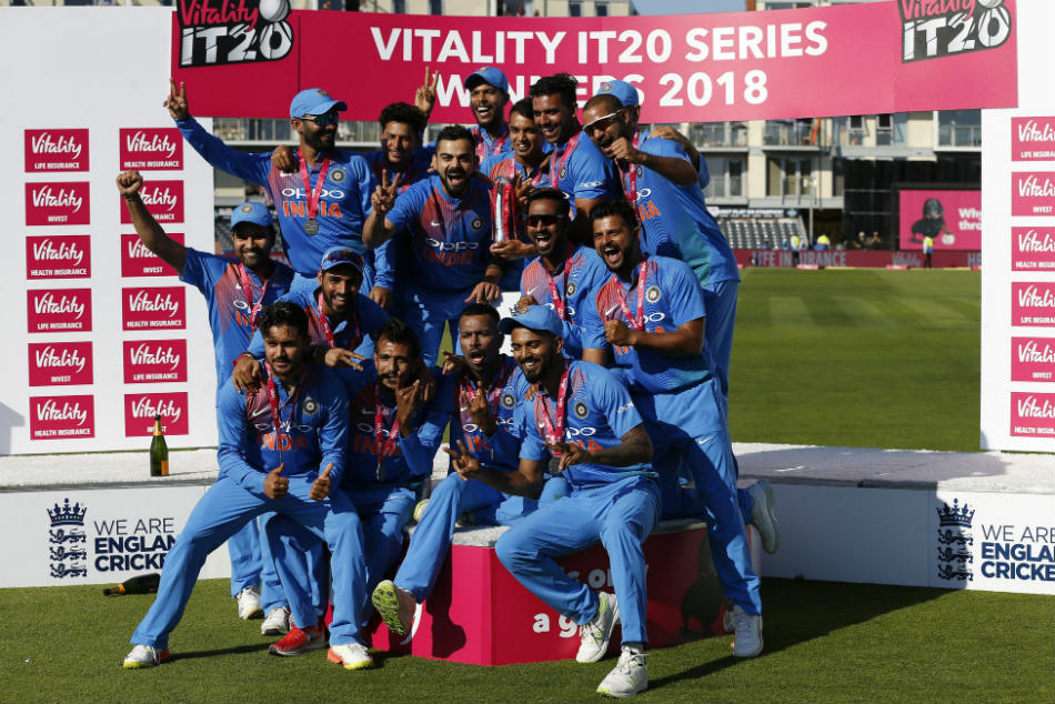 India vs England T20 series: twitter reactions