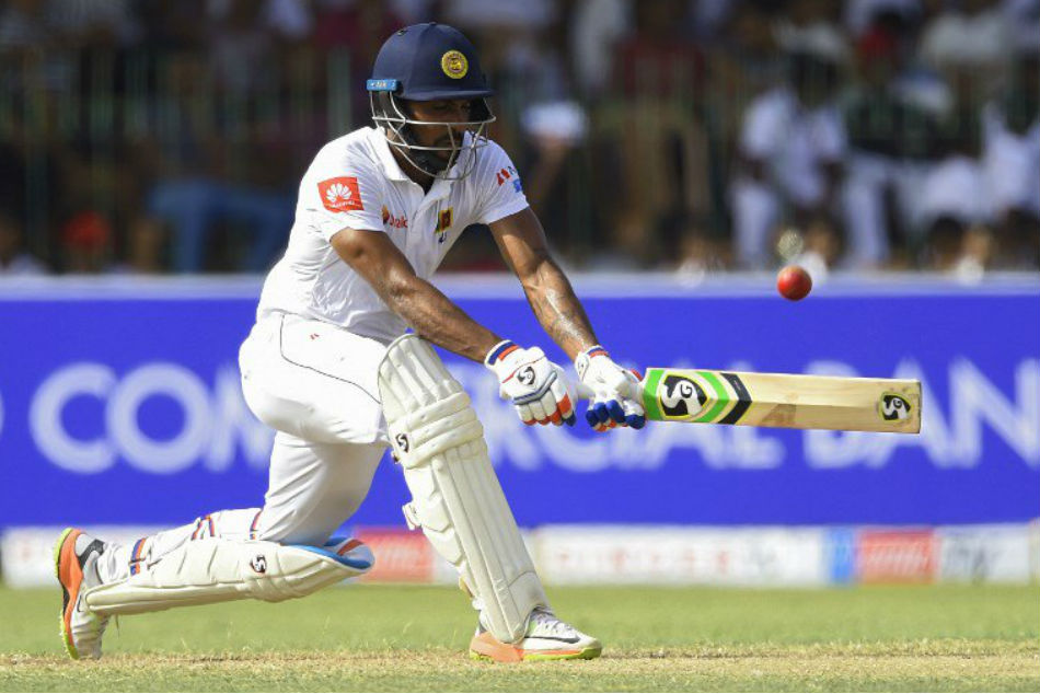 Danushka Gunathilaka Suspended by SLC After Friend is Accused of Rape
