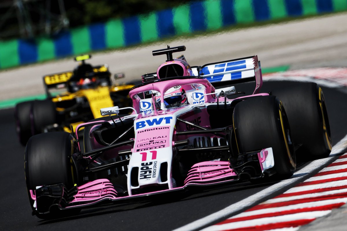 Hungarian Grand Prix: Force India put into administration by High Court