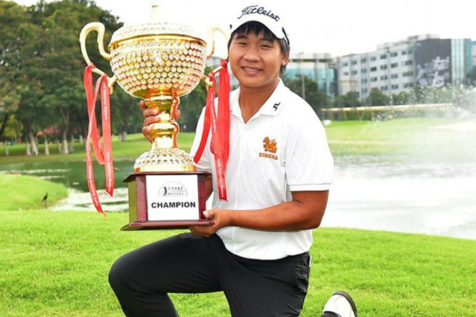Bengaluru: golf tournament Asian Tour event Take Solutions Masters