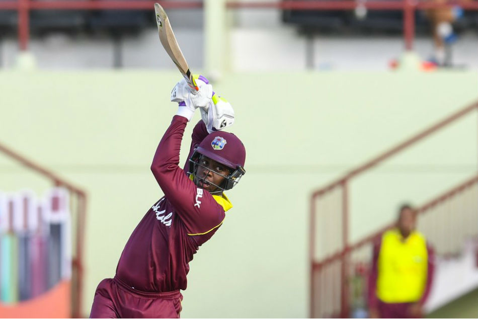Shimron Hetmyer ton sets up Windies win in last-over thriller