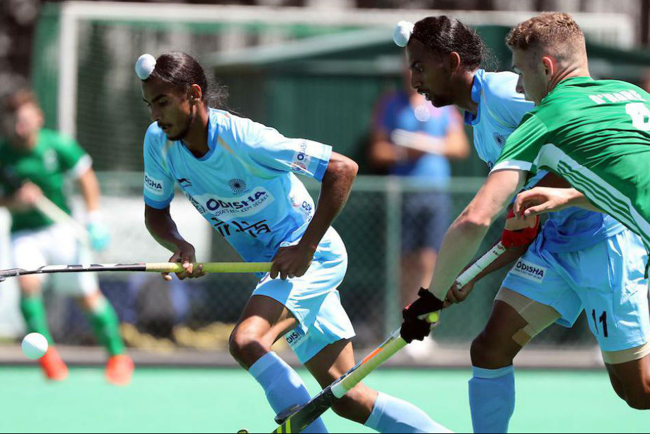 India U-23 men's team thrashed 3-1 by Great Britain