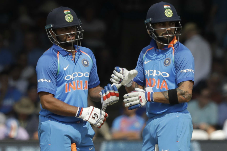 India playing its final ODI of tri match series with England
