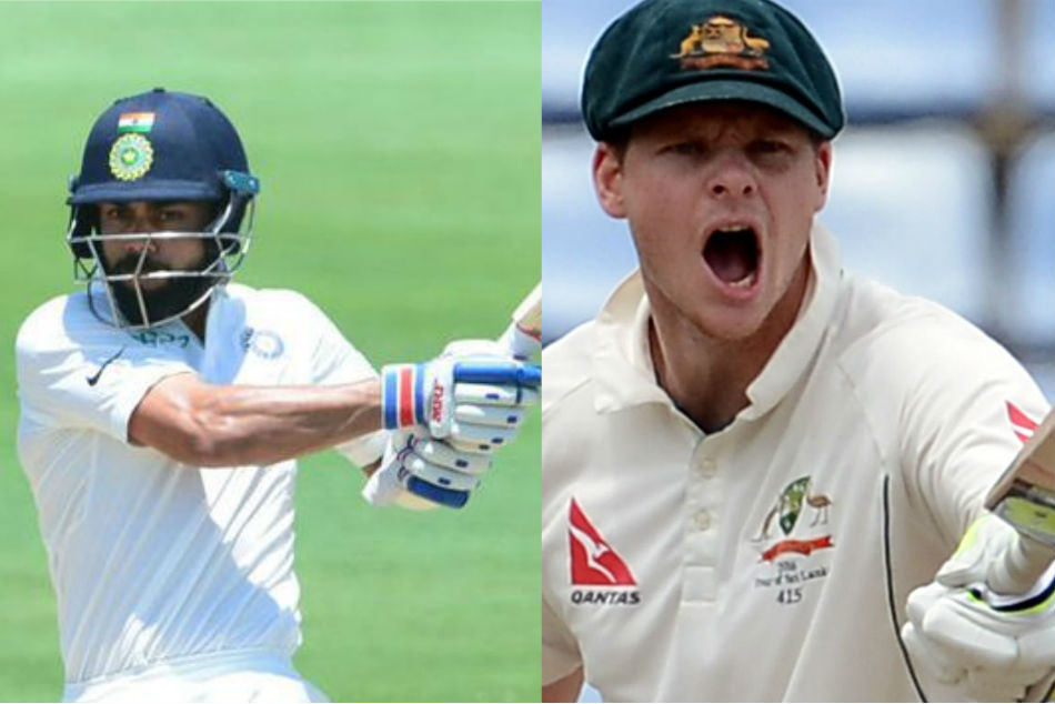 Chance for Virat Kohli to replace Steve Smith as No 1 Test batsman