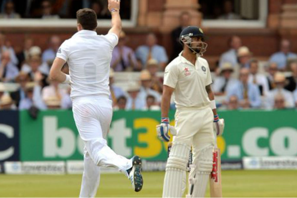 Kohli v Anderson: The Clash of the Titans