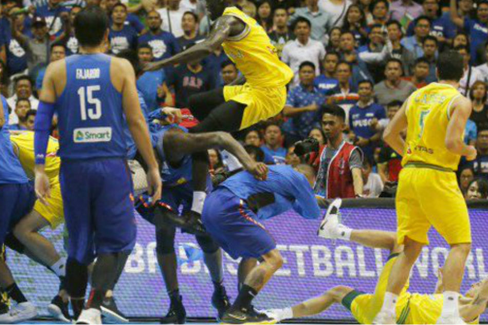 Philippines basketball pulls out of Asian Games