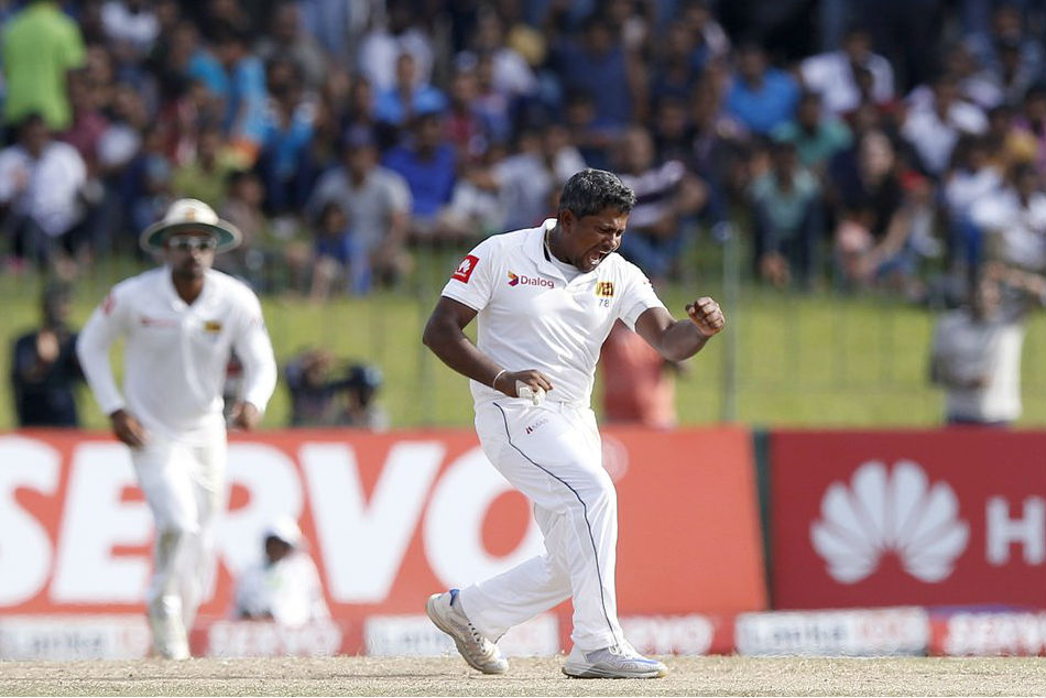 Rangana Herath takes six-for as South Africa suffer 2-0 Test series