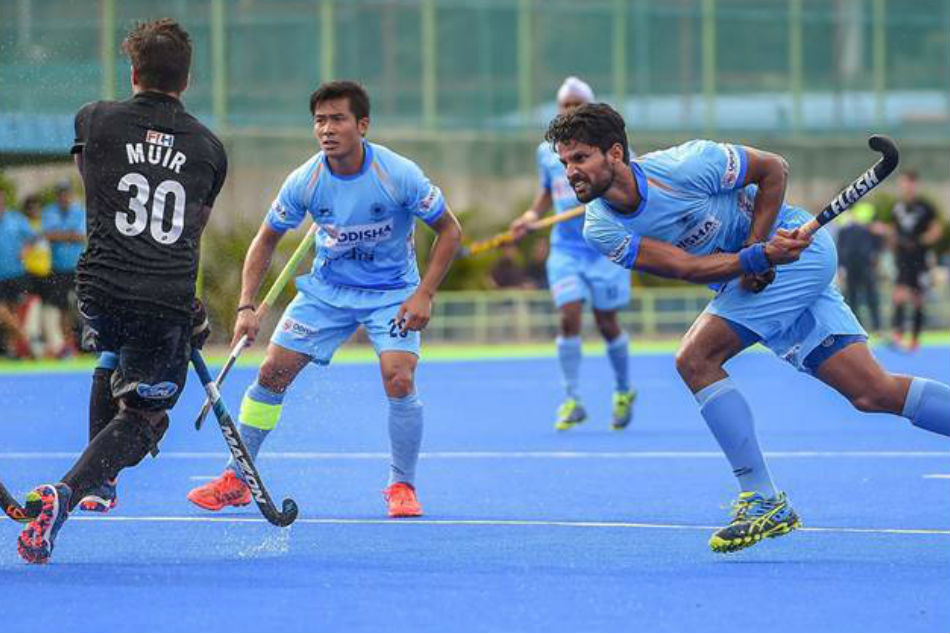 Rupinder Says Indian Men S Hockey Team Looking Grab Gold Medal In Jakarta